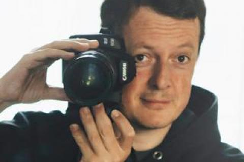 Portrait de Ivan Bastien photographe