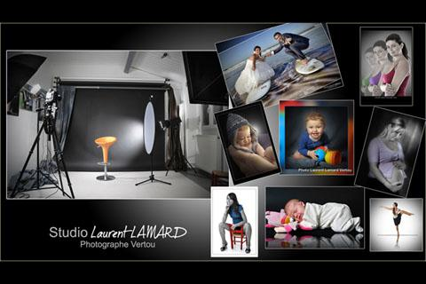 Portrait de Laurent LAMARD Photographe